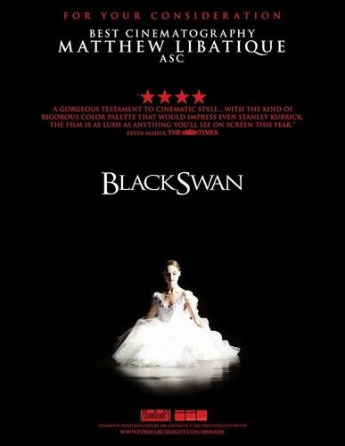 Black thiên nga Poster