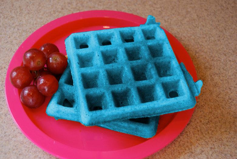 Blue Waffle:D