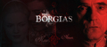 Borgias Banner - the-borgias fan art