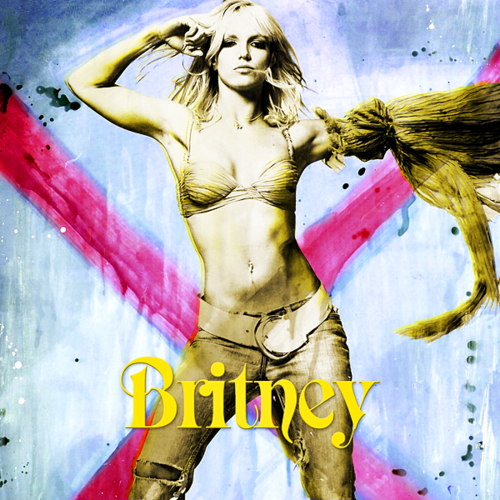 Britney shabiki Made Covers