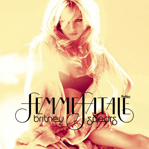 Britney ファン Made Covers