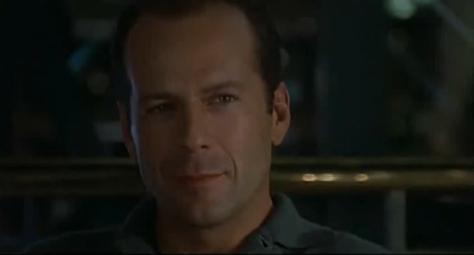 Bruce Willis Обои possibly with a portrait called Bruce