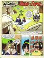 Bumi vs Toph 1 - avatar-the-last-airbender photo