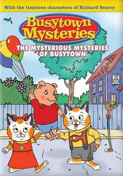 Busytown Mysteries: The Mysterious Mysteries of Busytown