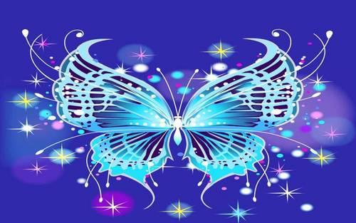 con bướm, bướm Flair