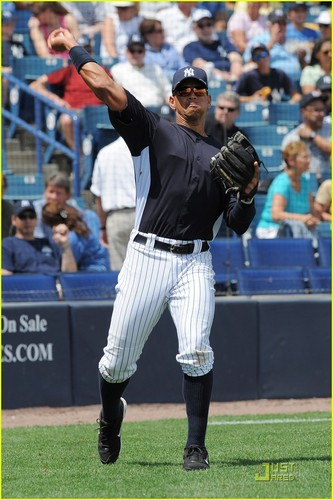 Cameron Diaz: Baseball Movie with Alex Rodriguez?