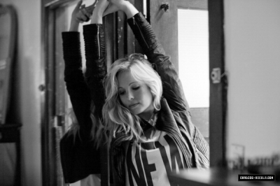 Candice Accola [2010 Nylon photoshoot]