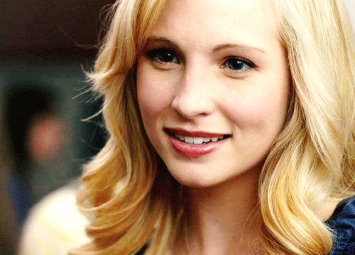 Caroline Forbes wallpaper containing a portrait called Caroline Forbes [HQ]. ♥