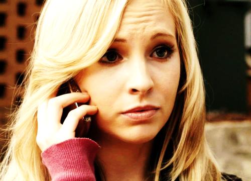 Caroline Forbes [HQ]. ♥