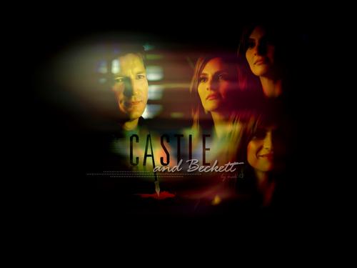 castello and Beckett wallpaper
