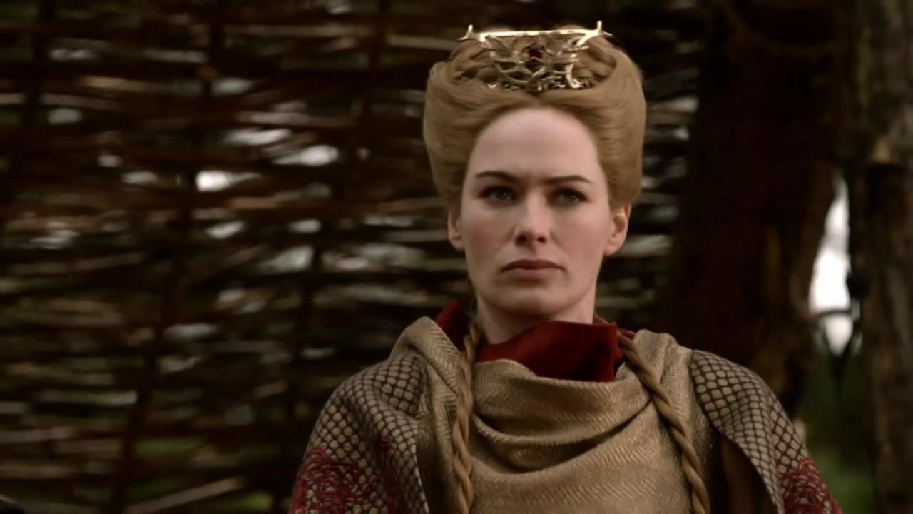 game of thrones cersei coronation