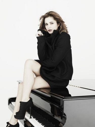 Cheryl photoshoot