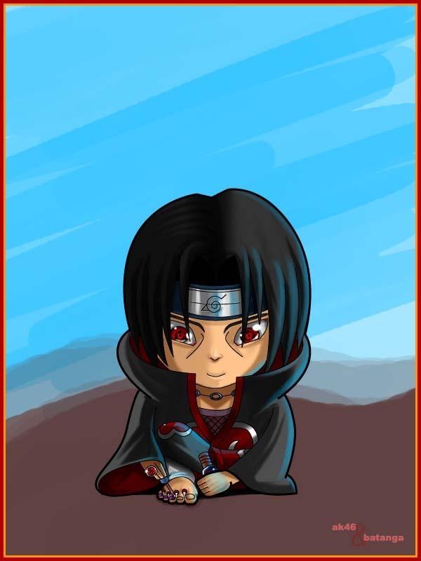 Chibi Itachi Akatsuki Fan Art 20558024 Fanpop