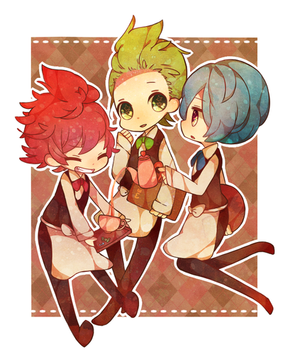 Cilan, Chili and Cress