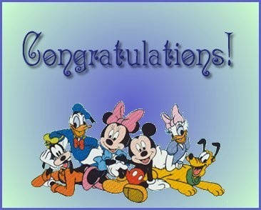 Classic Disney wallpaper with anime called Congratulations On Your Fanatic Medal For This Spot Frances Well Done ♥