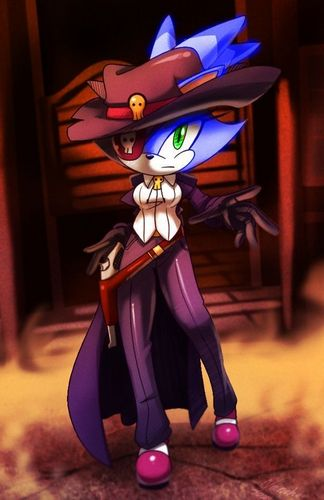 Crystal As A Cat ( a bandit too XD )