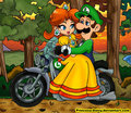 Daisy and Luigi