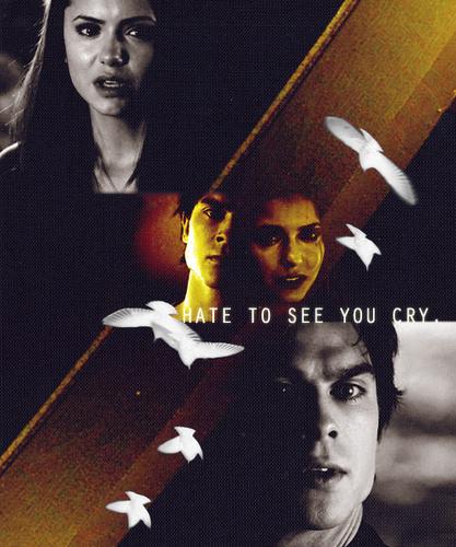Damon & Elena