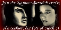 Damon/Meredith FanArtDump