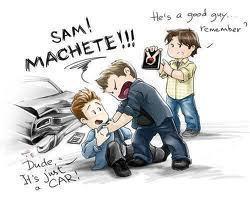 Dean-metallicar-Sam