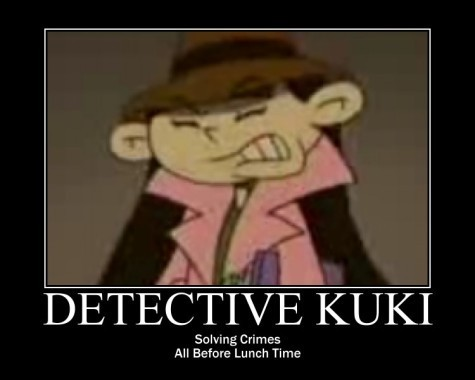 Codename: Kids tiếp theo Door hình nền containing anime titled Demotivational KND posters