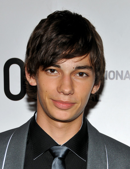 Devon Bostick And Zachary Gordon