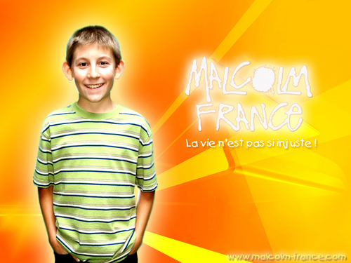 Malcolm In the Middle wallpaper containing a portrait entitled Dewey