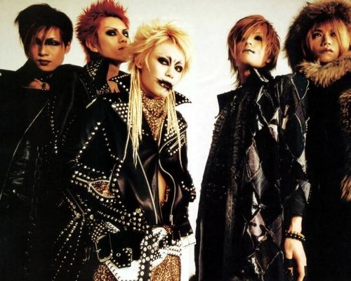 Japanese Bands wallpaper possibly with a well dressed person and a portrait called Dir En Grey