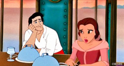Disney Crossovers