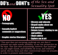 Do's and Don'ts of the S&S Spot