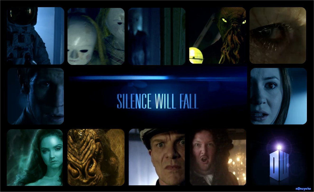Doctor Who Doctor Who series 6 Silence will FallDoctor Who The Silence Will Fall