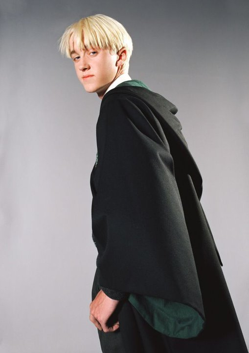 potter draco malfoy Harry