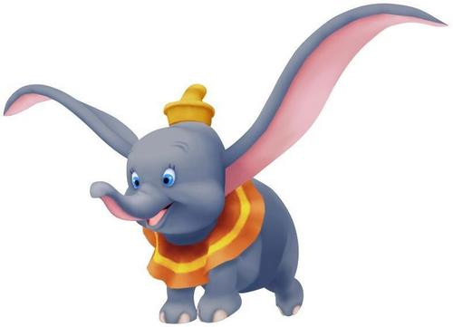 Walt Disney images - Dumbo