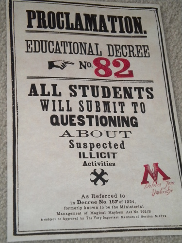 Educational Decree No.82