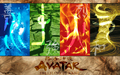 Elements - avatar-the-last-airbender wallpaper
