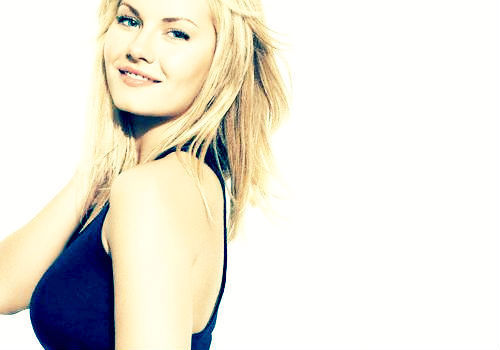 एलीशा कथबट॓ वॉलपेपर probably with a portrait called Elisha Cuthbert