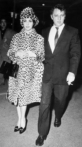 Elizabeth Taylor and Richard полиспаст, бертон