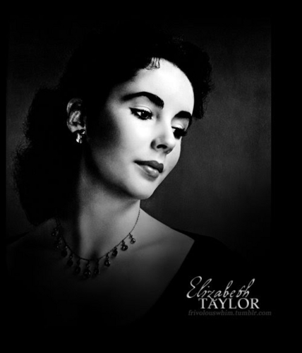 Classic Movies wallpaper probably containing a portrait titled Elizabeth Taylor