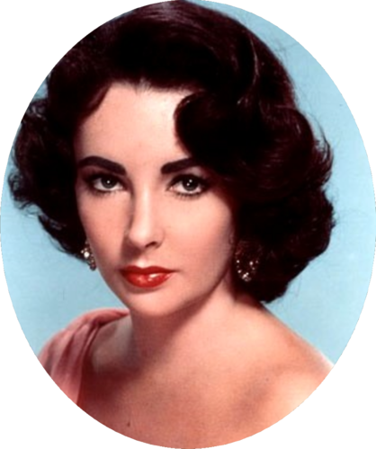 Elizabeth Taylor karatasi la kupamba ukuta probably containing a portrait entitled Elizabeth Taylor