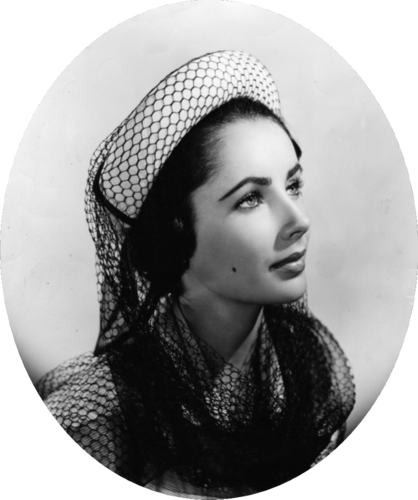 elizabeth taylor wallpaper possibly containing a fedora and a boater called Elizabeth Taylor
