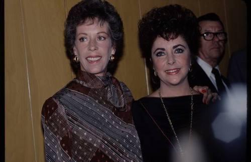Elizabeth and Carol