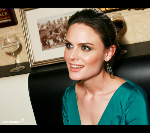 Emily Deschanel 壁紙 with a portrait called Emily<3