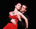 Emma Samms and Adam Cooper in Shall We Dance