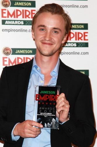 Empire film awards 2011