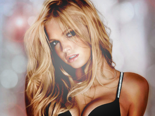 Erin Heatherton wallpaper containing a portrait called Erin Heatherton