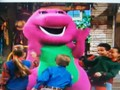 Everybody tickles Barney - barney-the-purple-dinosaur screencap