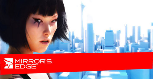 Mirror's Edge wallpaper called Faith In The City