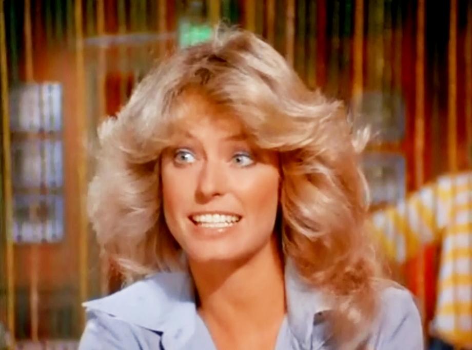 Farrah Fawcett As Jill Munroe Charlie S Angels 1976