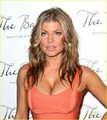 Fergie: Birthday Bash at Bellagio's Bank! - fergie photo