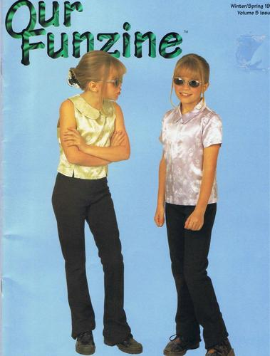 Funzines - Volume 5 Issue 1